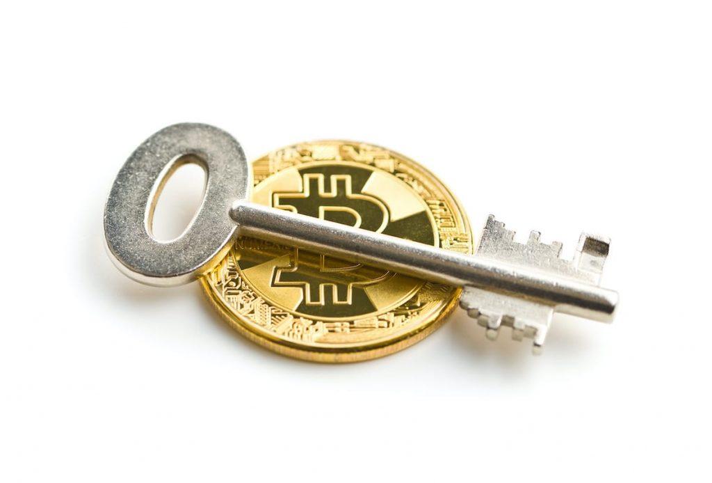 blockchain keys